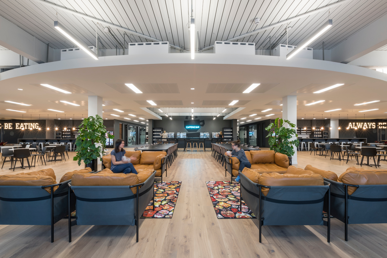 workplace strategy, office design, office fit-out