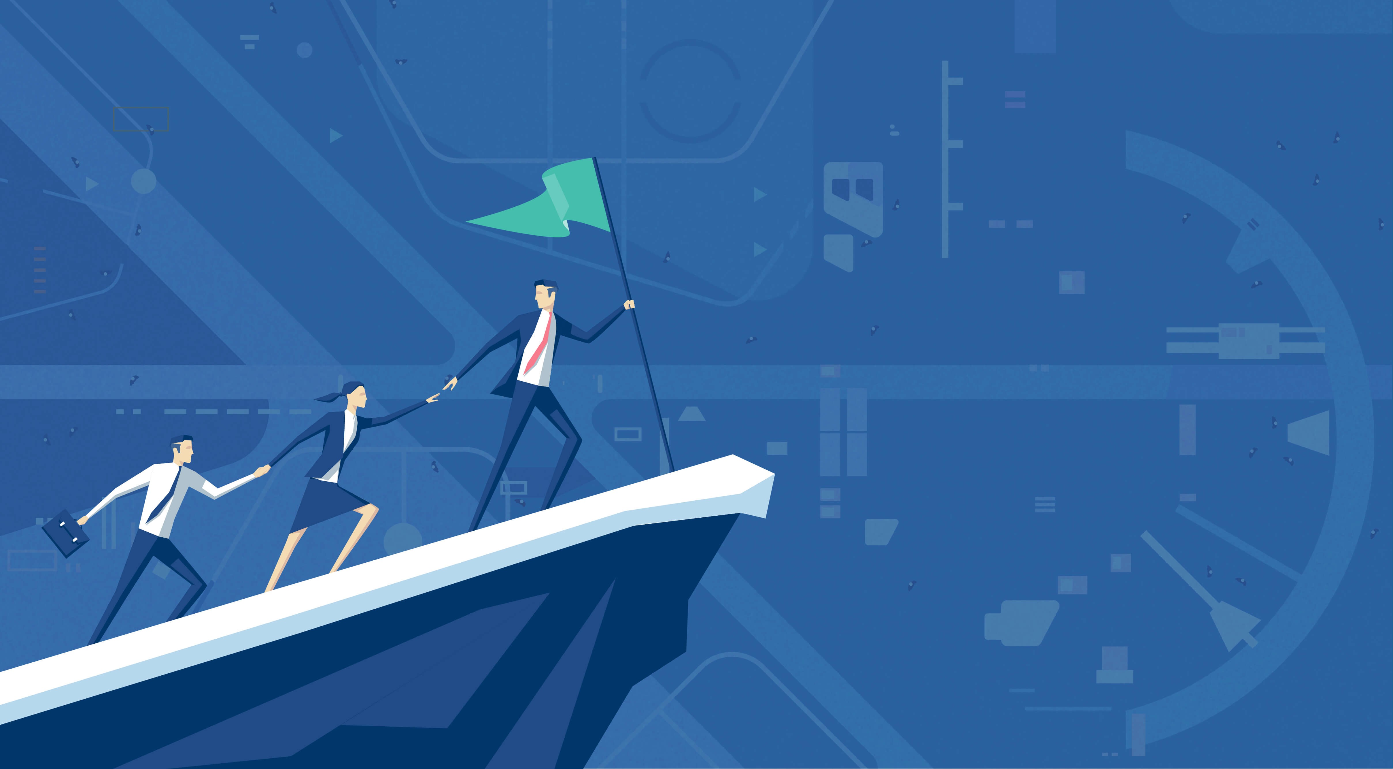Unispace's leadership change strategies during COVID-19
