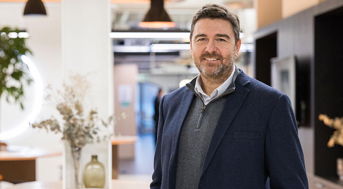 Philip Nye, Client Partnerships Director, EMEA