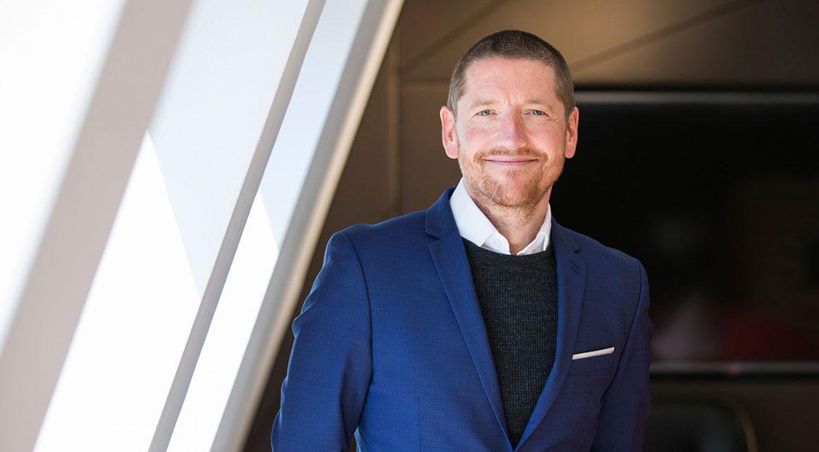 Simon Pearson, Regional Principal of Delivery, EMEA
