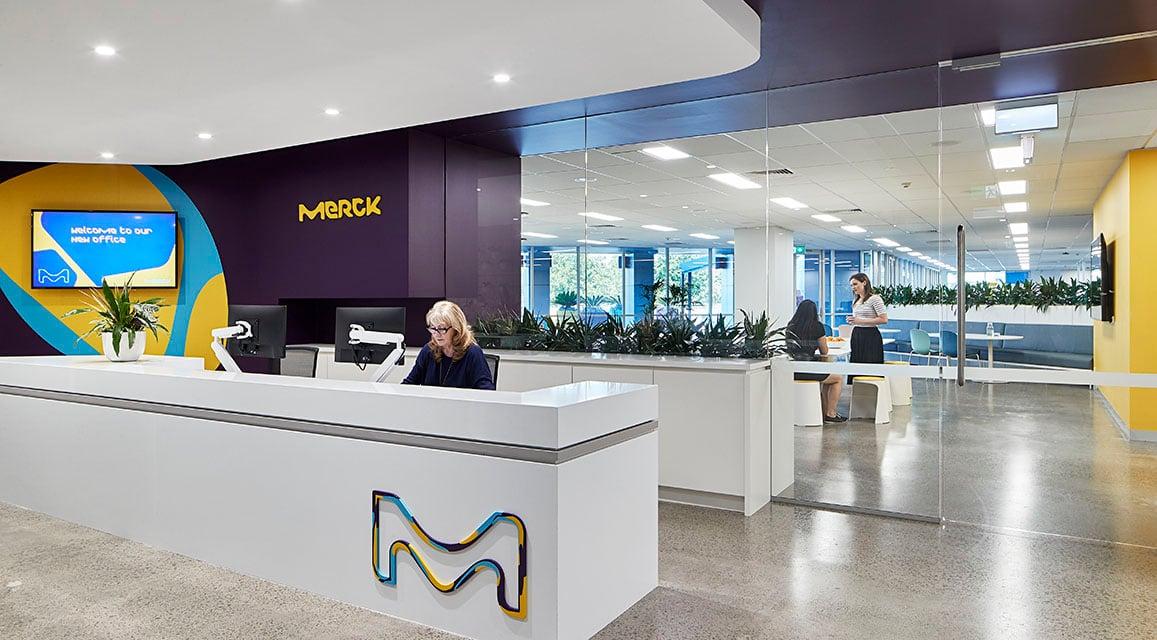 Merck Sydney Reception